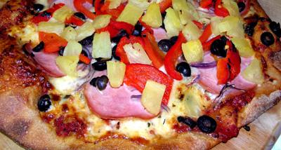 Canadian BaconPizza