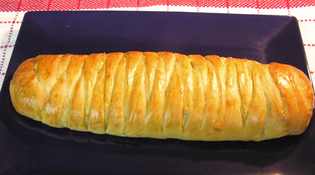 Marmalade Cheese Braid1
