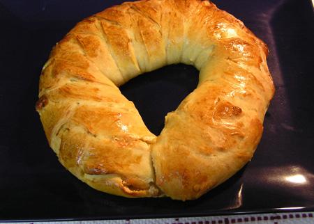 Marmalade Cheese Braid2
